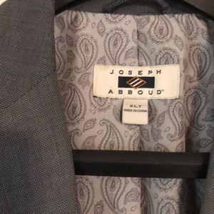 Joseph Abboud Suits & Blazers - Joseph Abboud Sports Coat Gray XLT
